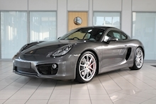 Porsche Cayman 3.4 (981) 3.4 S Manual - Thumb 0