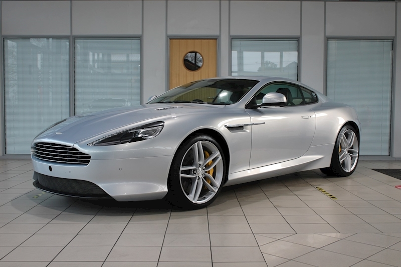 Aston Martin DB9 DB9 V12 Coupe 5.9 Touchtronic 2