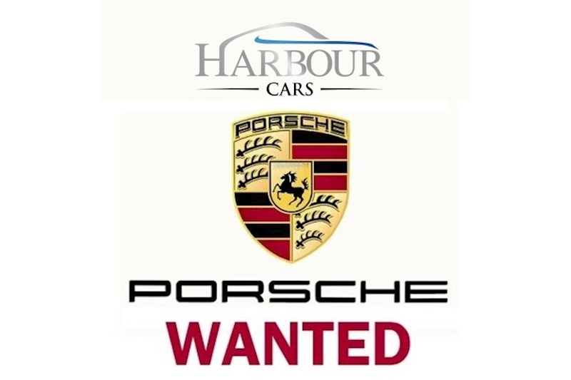 Porsche Macan Wanted Unknown