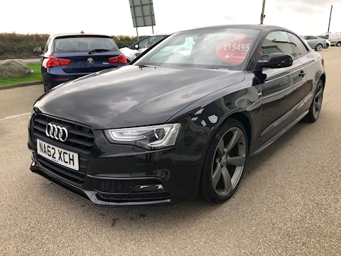 Audi A5 Tdi Black Edition