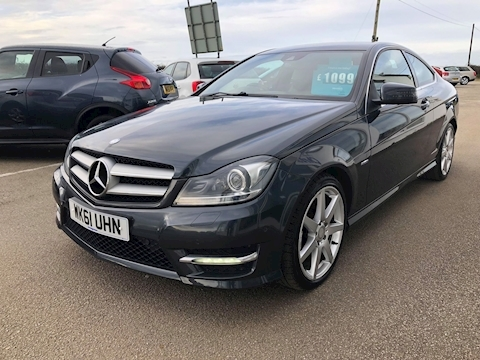 Mercedes-Benz C Class C250 Cdi Blueefficiency Amg Sport Ed125