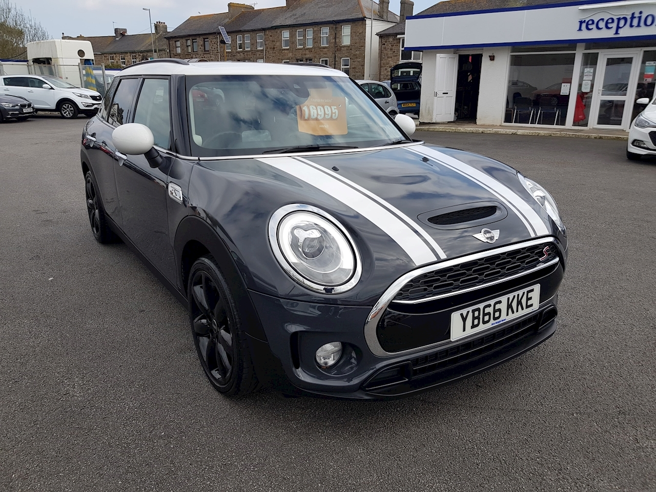 Mini Mini Clubman Cooper Sd Estate 2.0 Manual Diesel