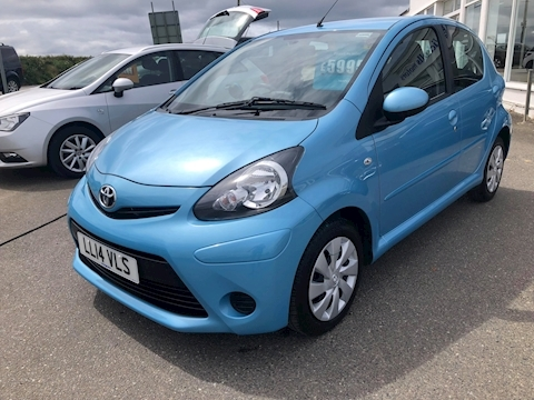 Toyota Aygo Vvt-I Move Mm