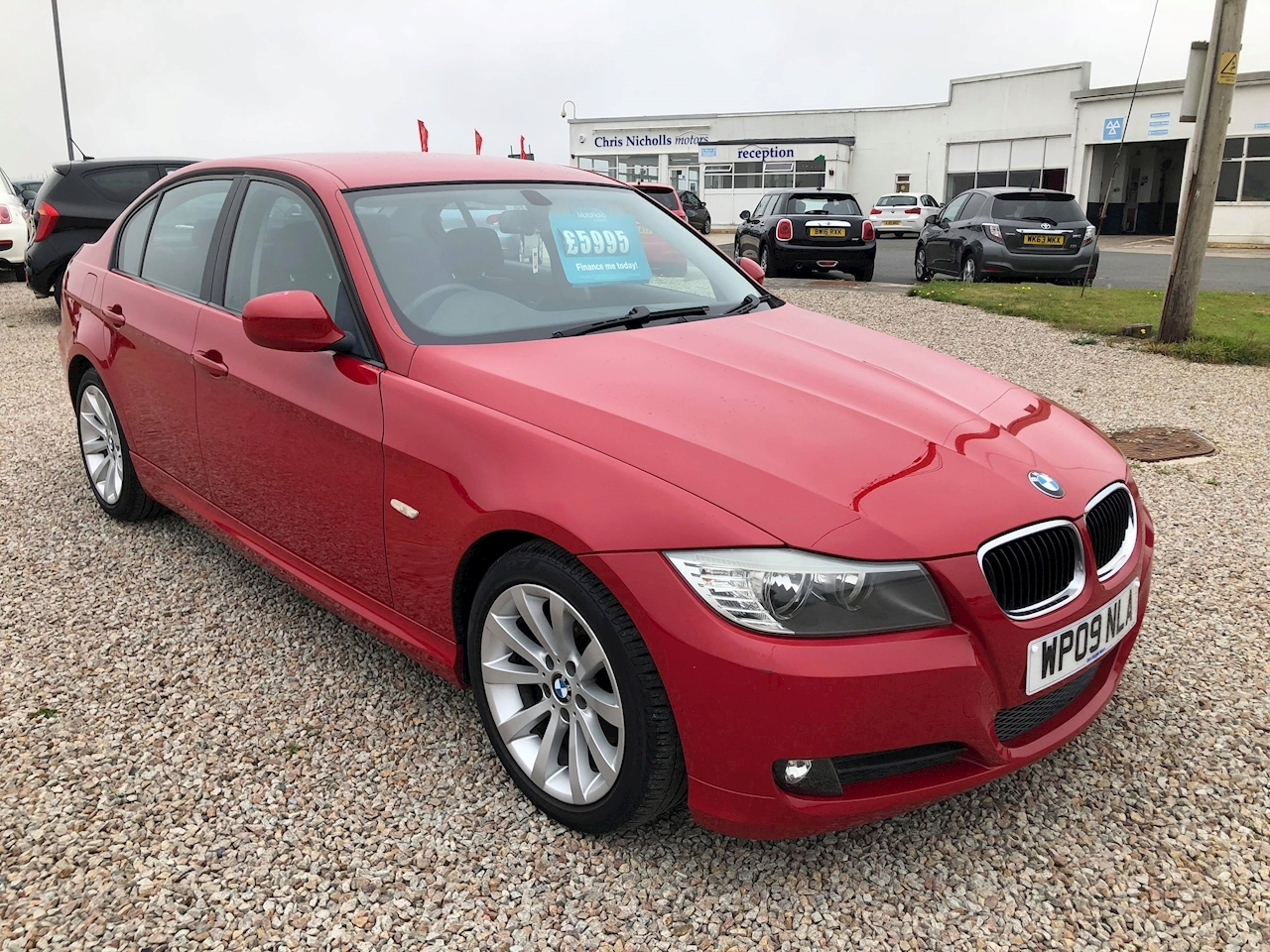 BMW 3 Series 318I Se Saloon 2.0 Manual Petrol