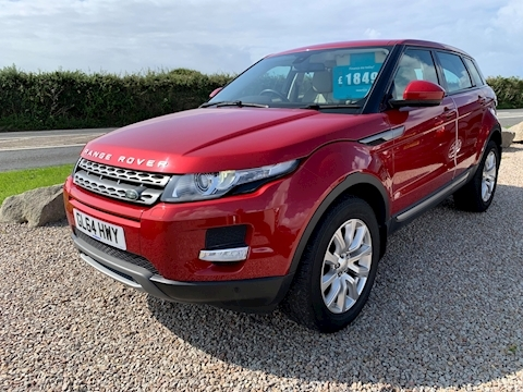 Land Rover Range Rover Evoque Sd4 Pure Tech