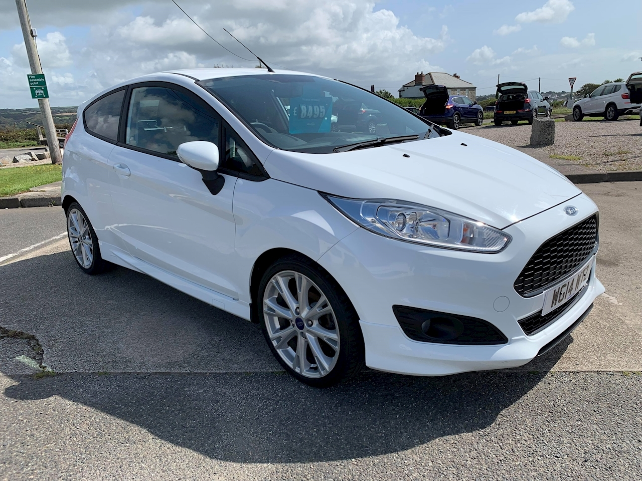 Used 2014 Ford Fiesta Zetec Fiesta Zetec S For Sale U10819 Chris Nicholls Motors Ltd