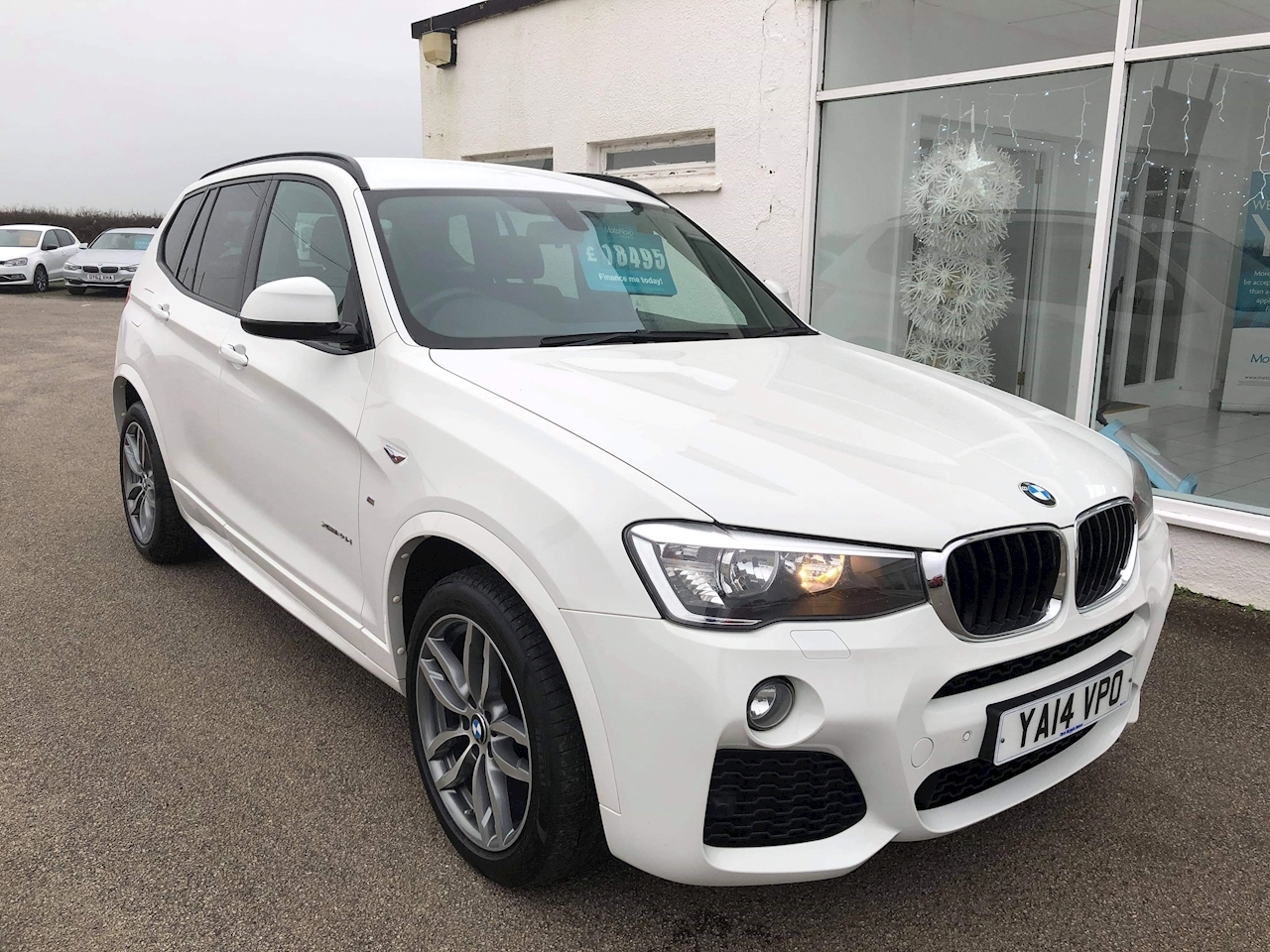 X3 Xdrive20d M Sport Estate 2.0 Automatic Diesel