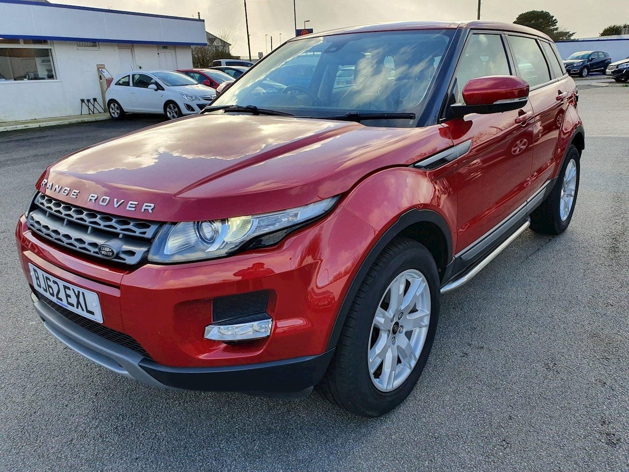 Land Rover Range Rover Evoque Td4 Pure Estate 2.2 Manual Diesel