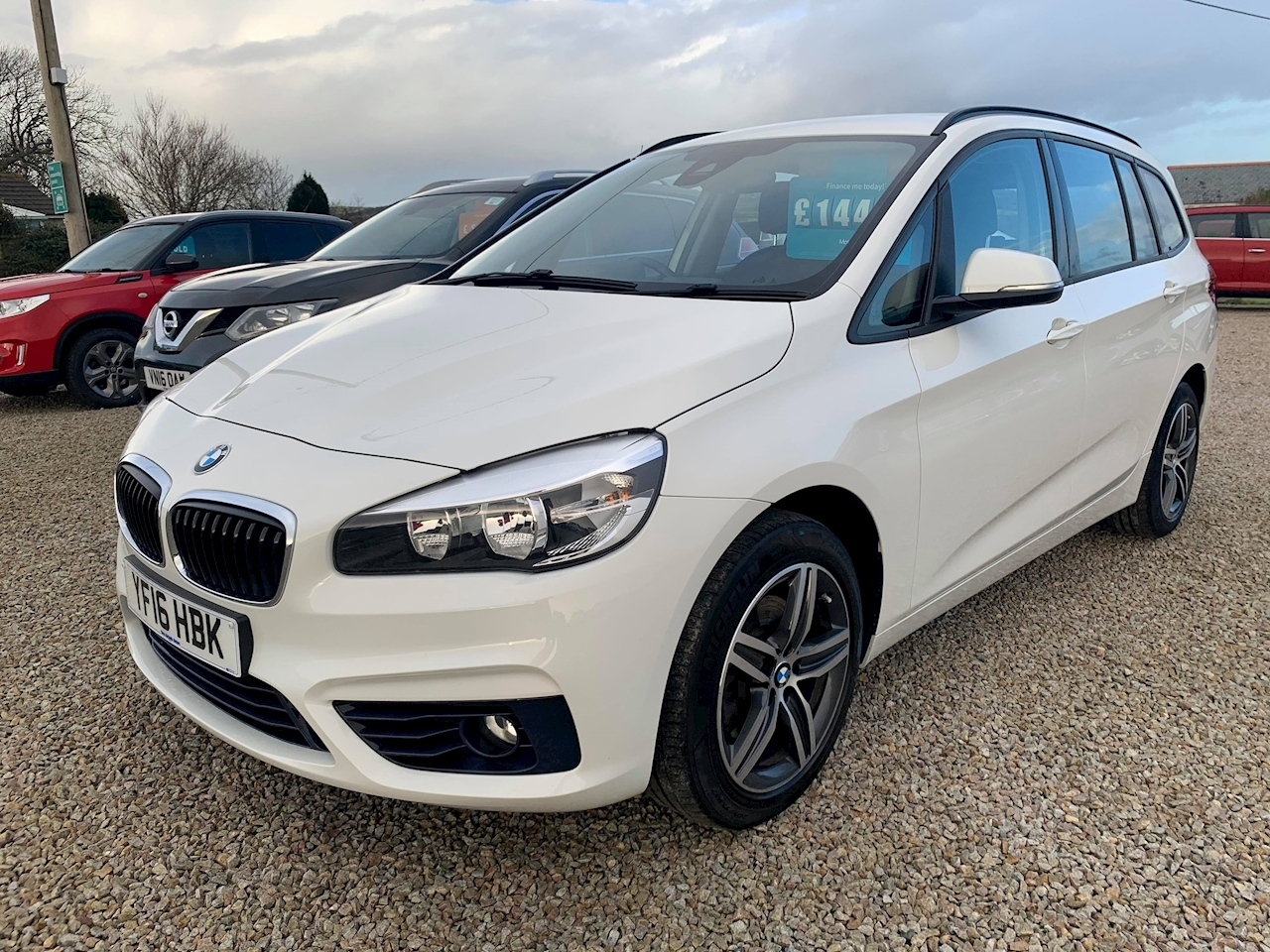 BMW 2 Series 218D Sport Gran Tourer Estate 2.0 Automatic Diesel