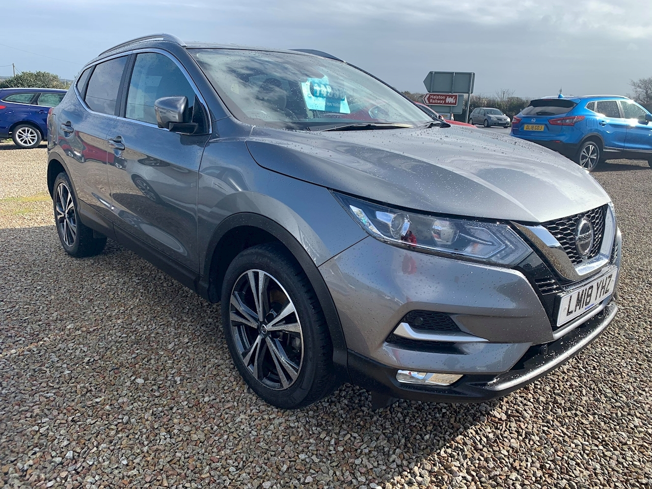 Nissan Qashqai N-Connecta Dci Hatchback 1.5 Manual Diesel
