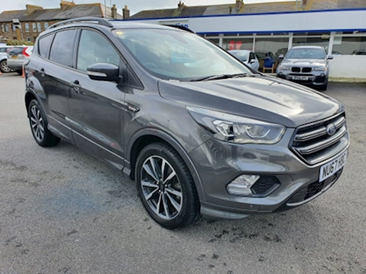 Ford Kuga St-Line Tdci Hatchback 2.0 Manual Diesel