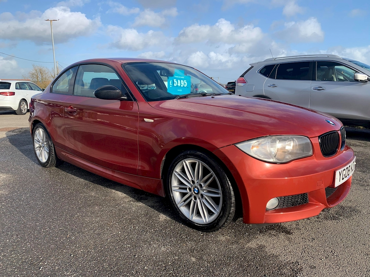 BMW 120D M 120D M Sport Coupe 2.0 Manual Diesel