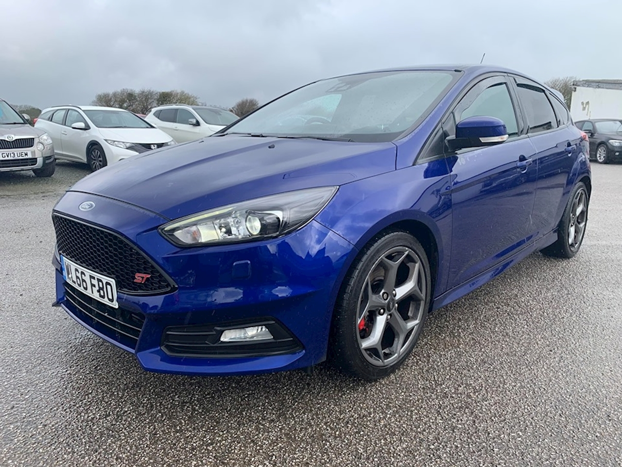 Ford Focus St-3 Hatchback 2.0 Manual Petrol