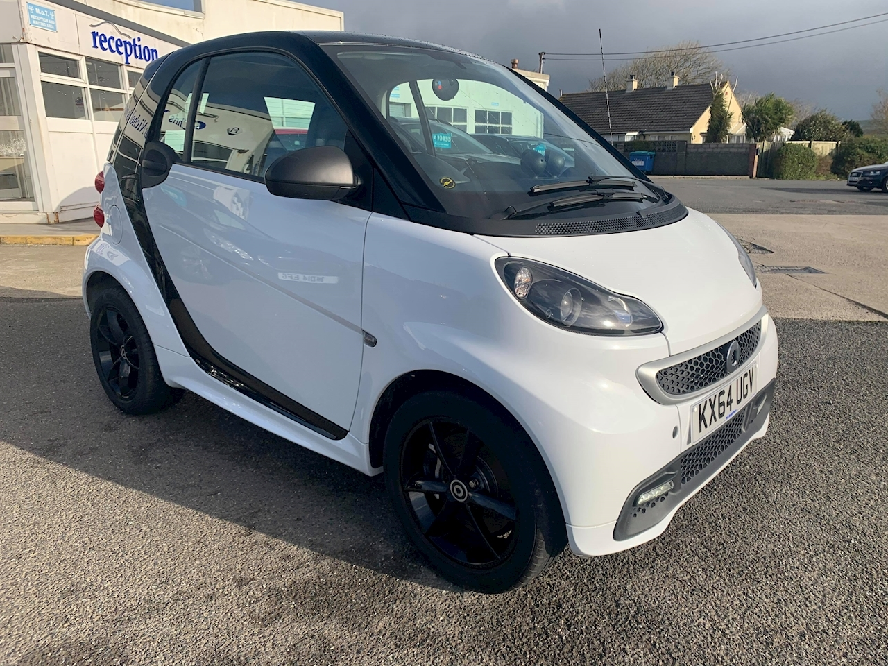 Fortwo Coupe Grandstyle Edition Coupe 1.0 Automatic Petrol