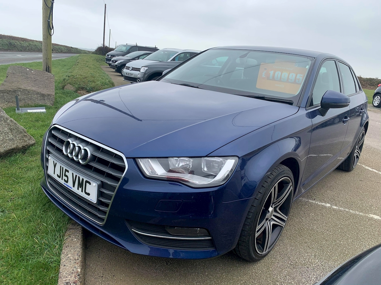 Audi A3 Tdi Sport Hatchback 2.0 Manual Diesel