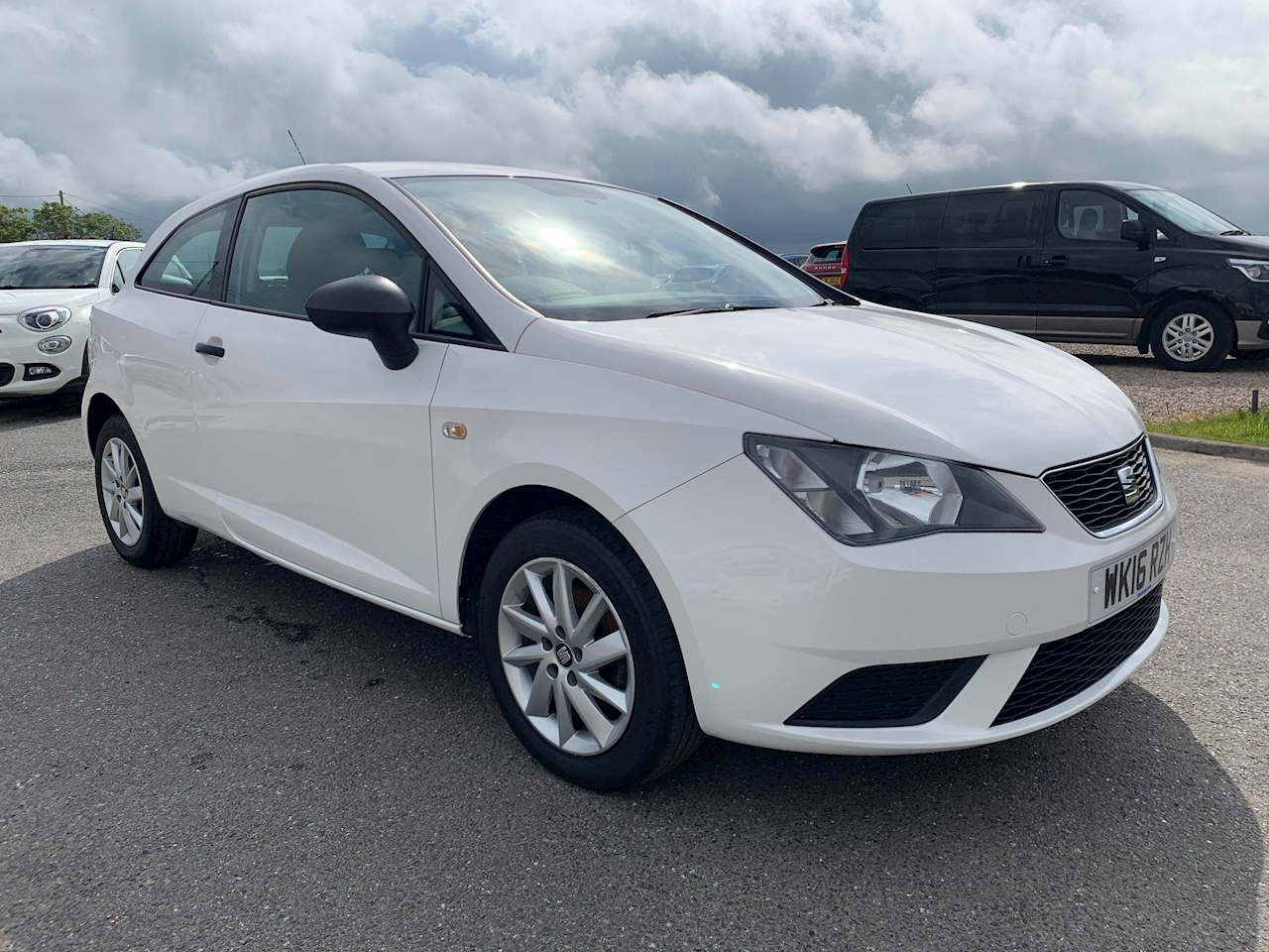 Ibiza Sol Hatchback 1.0 Manual Petrol