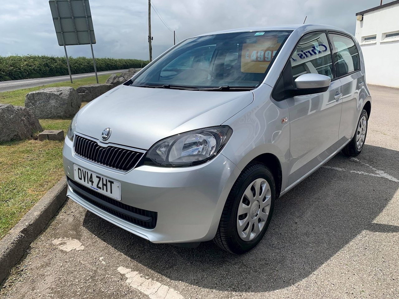 Skoda Citigo Se 12V Hatchback 1.0 Manual Petrol