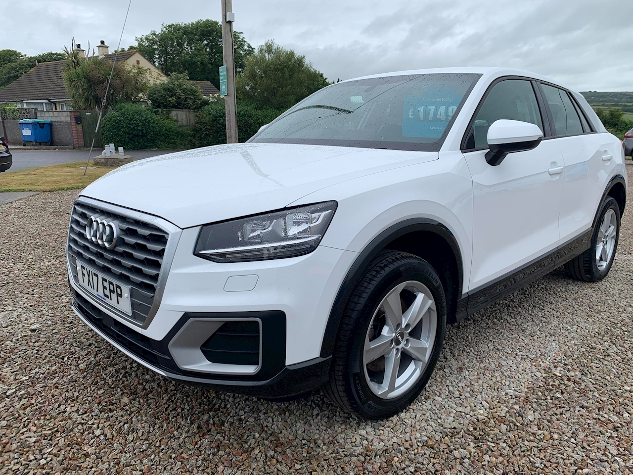 Audi Q2 Tfsi Sport 1.4 5dr Estate Manual Petrol