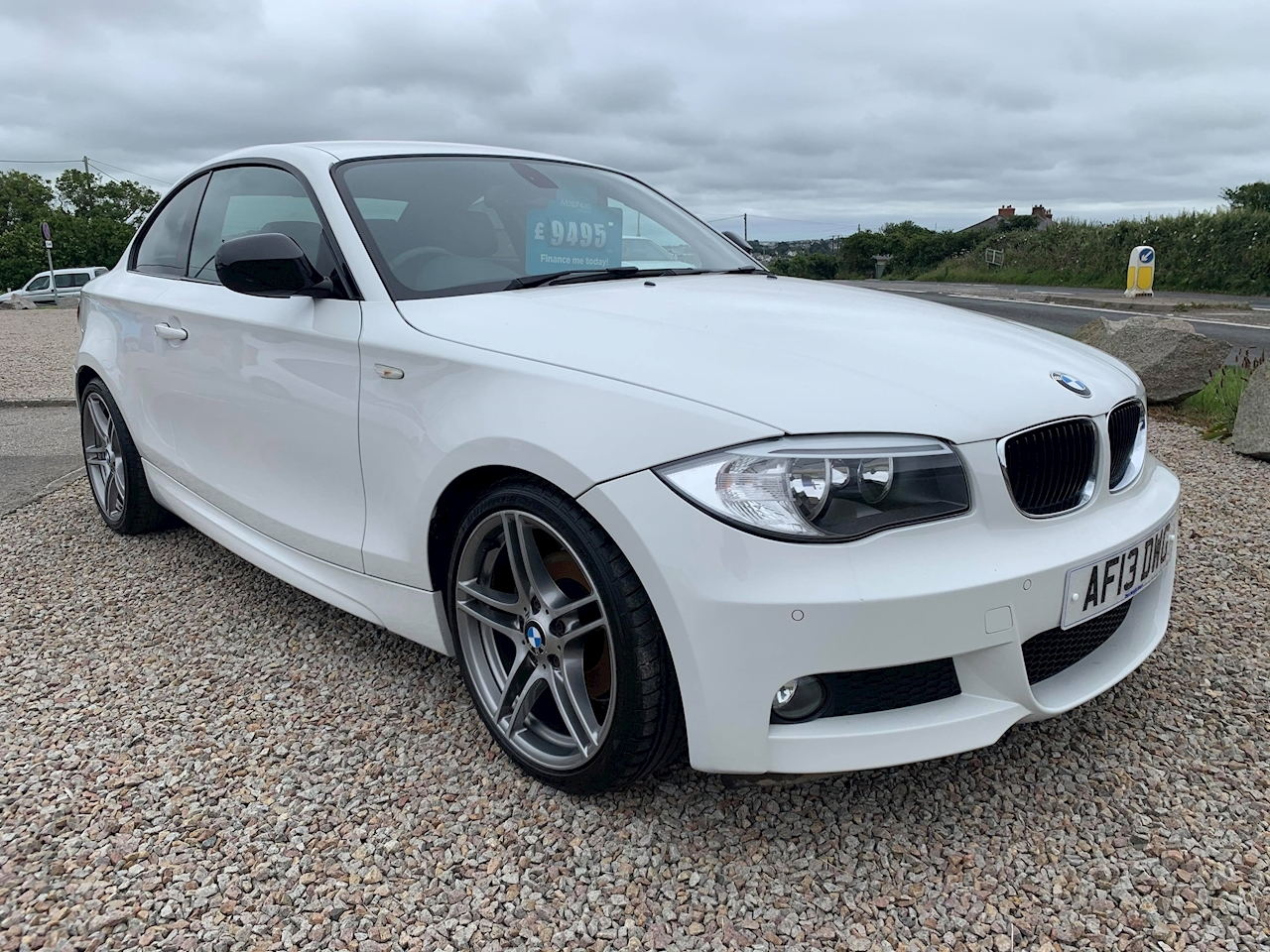 BMW 1 Series 118D Sport Plus Edition Coupe 2.0 Manual Diesel