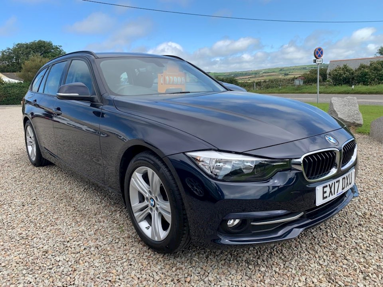 BMW 3 Series 320D Ed Sport Touring Estate 2.0 Automatic Diesel