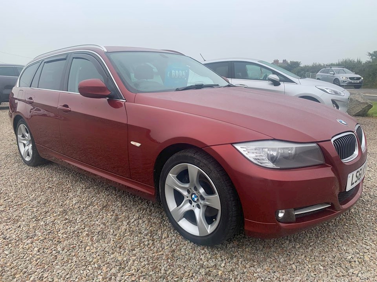 BMW 3 Series 320D Exclusive Touring Estate 2.0 Manual Diesel