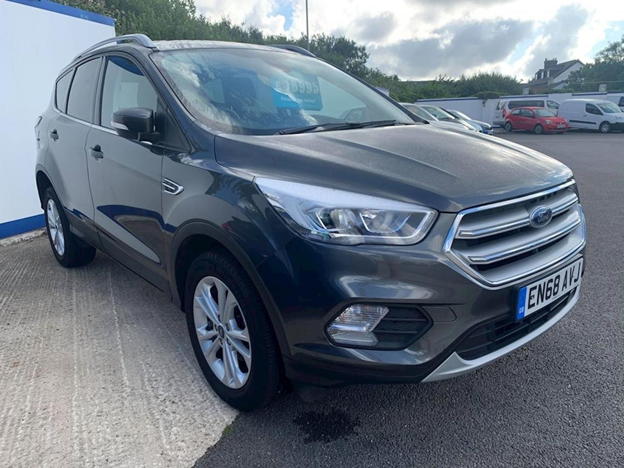 Ford Kuga Titanium SUV 1.5 Manual Diesel