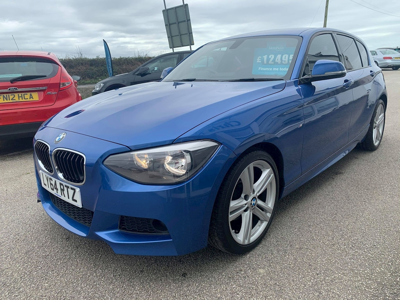 BMW 1 Series 116d M Sport 5 door 5 Door Sports Hatch 2.0 Automatic Diesel
