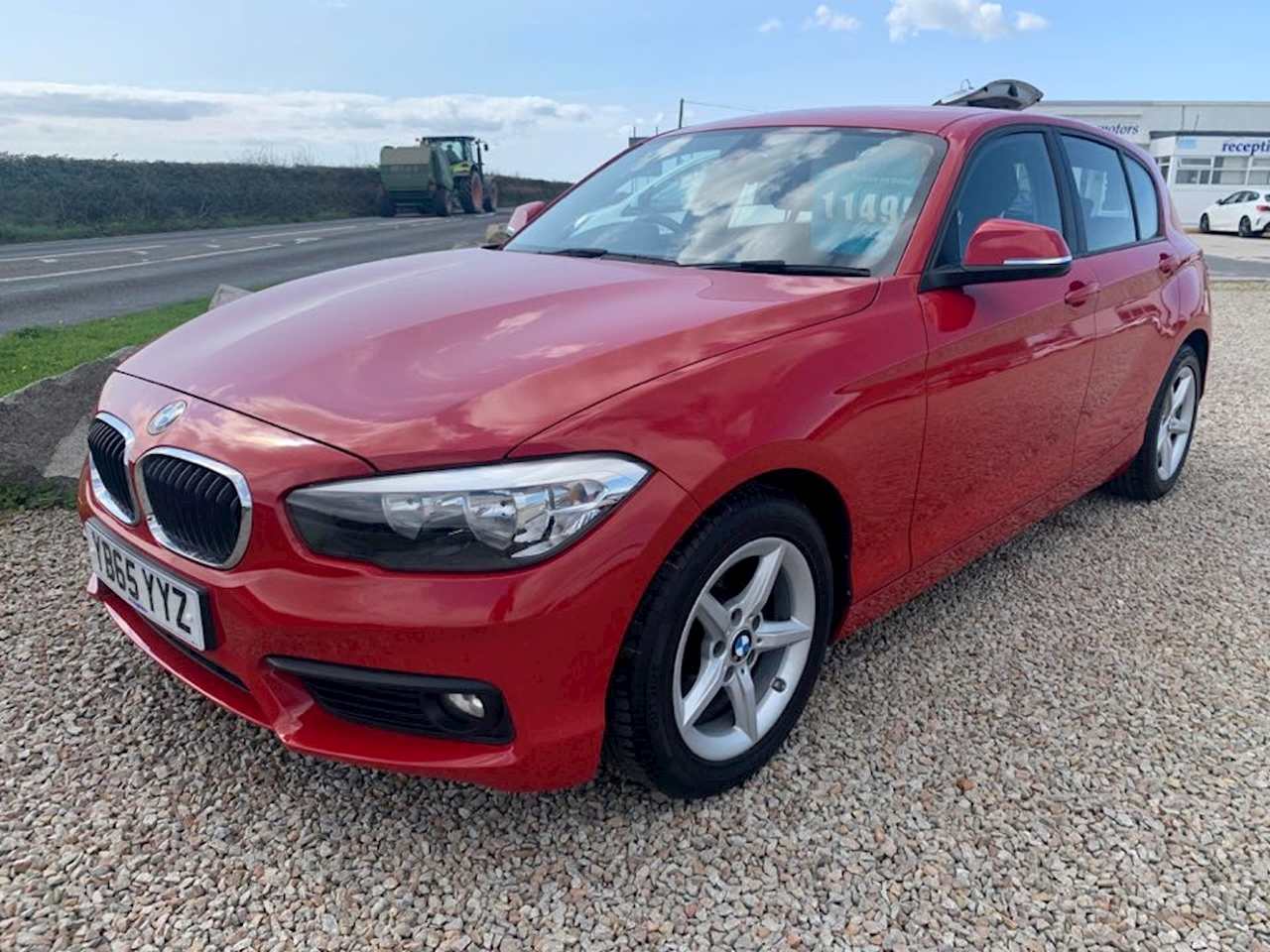 BMW 1 Series 116d ED Plus 5-Door 5 Door Sports Hatch 1.5 Manual Diesel