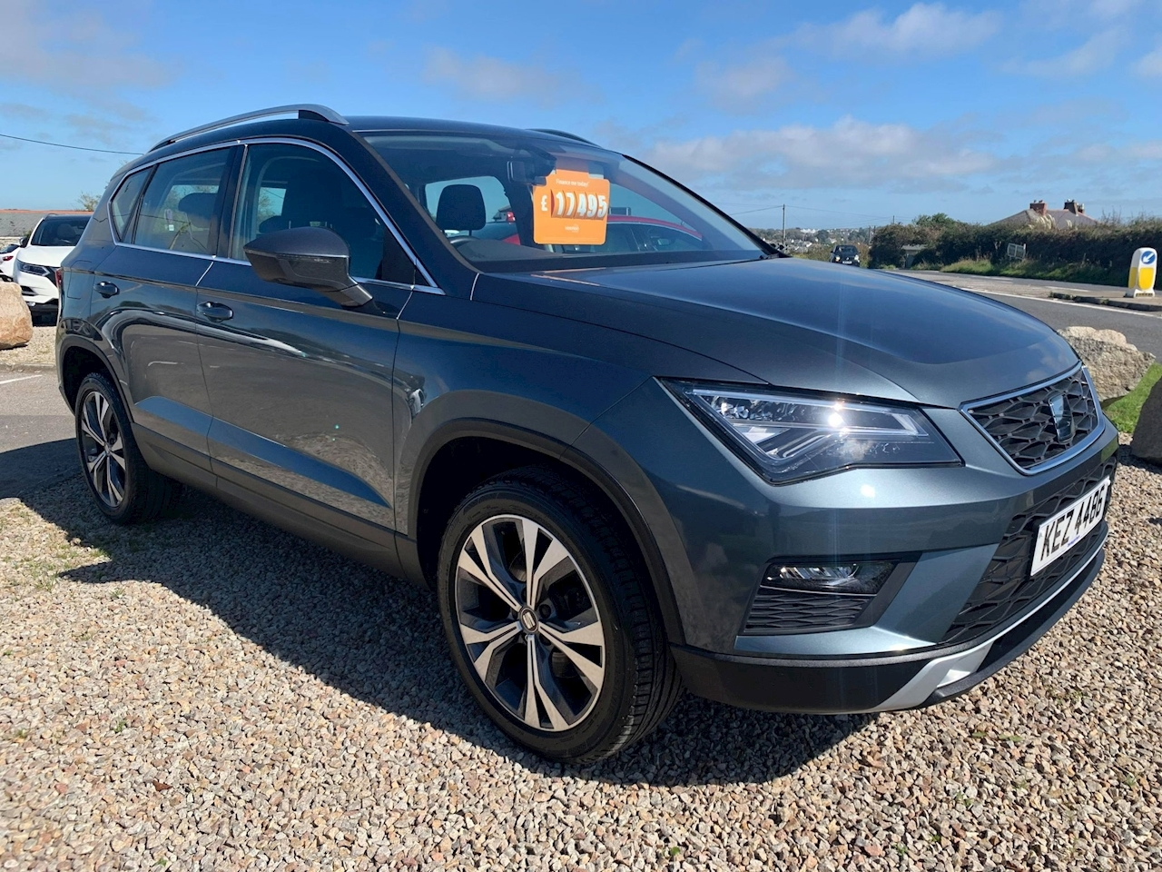SEAT Ateca SE Technology SUV 1.4 Manual Petrol