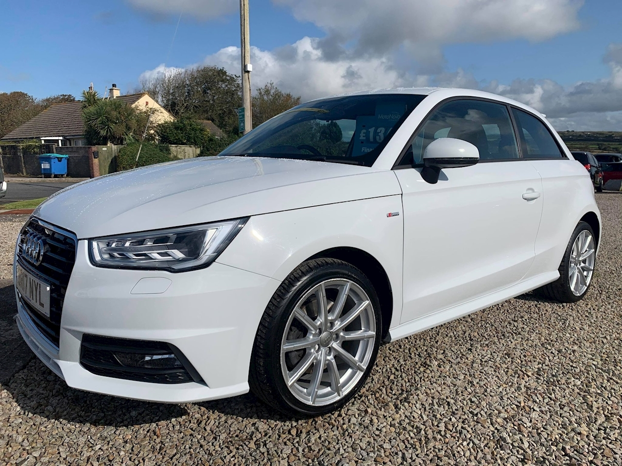 Audi A1 S line Hatchback 1.4 Manual Petrol