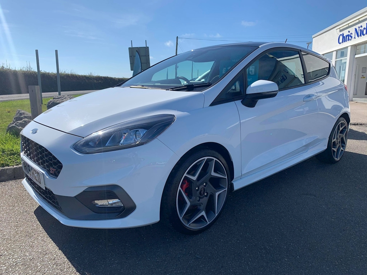 Ford Fiesta ST-3 Hatchback 1.5 Manual Petrol