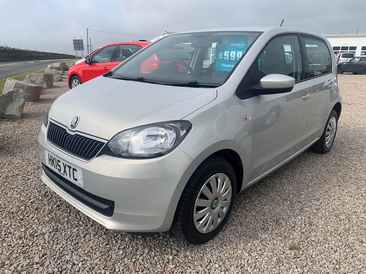 SKODA Citigo SE Hatchback 1.0 Manual Petrol