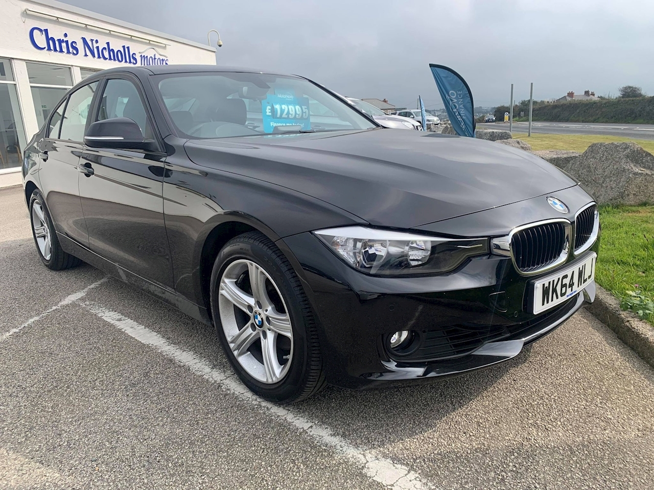 BMW 3 Series 320i SE Saloon Saloon 2.0 Manual Petrol