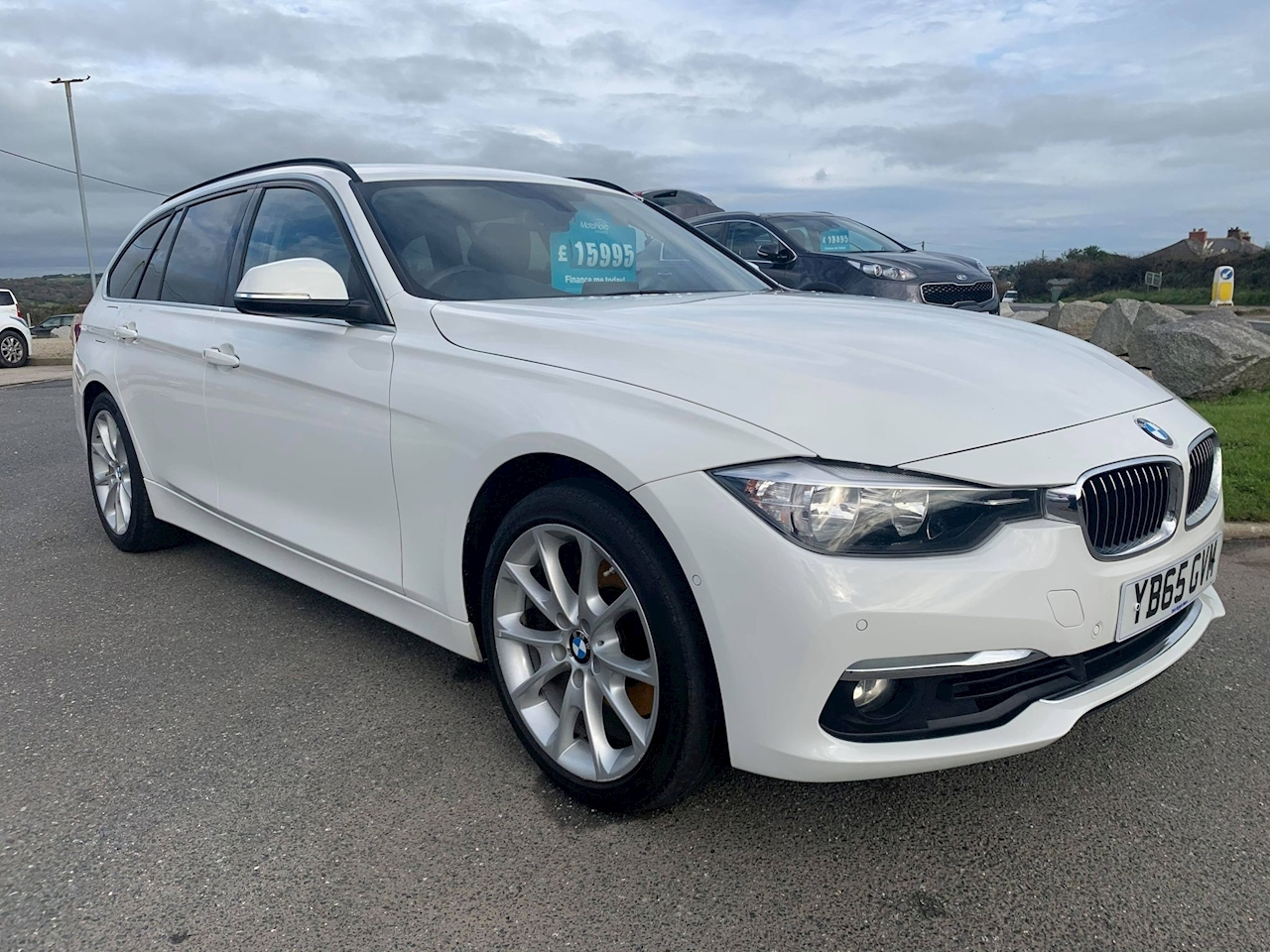 BMW 3 Series 330d Luxury Touring Touring 3.0 Automatic Diesel