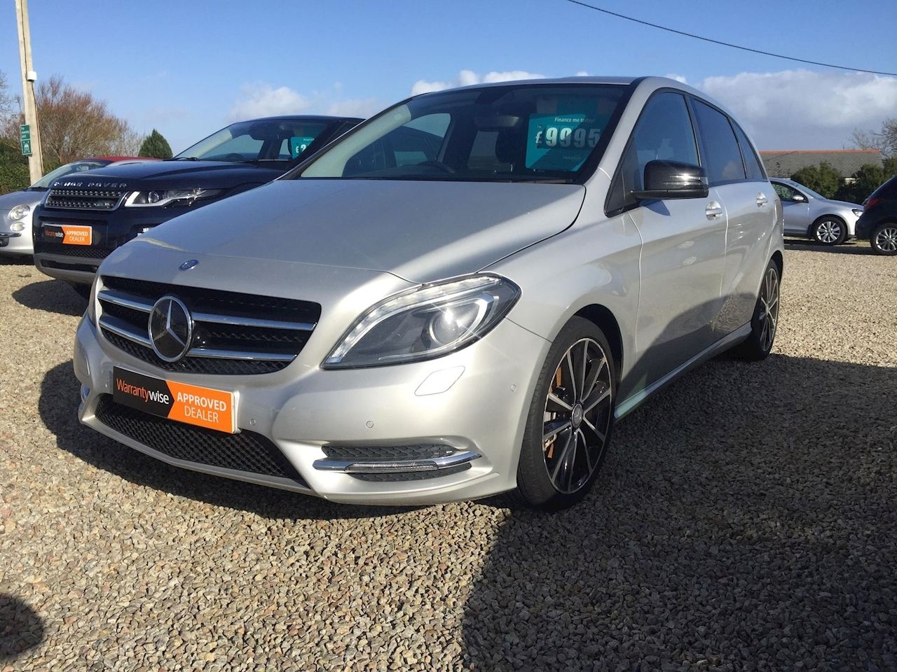 Mercedes-Benz B Class Sport Hatchback 1.5 Manual Diesel