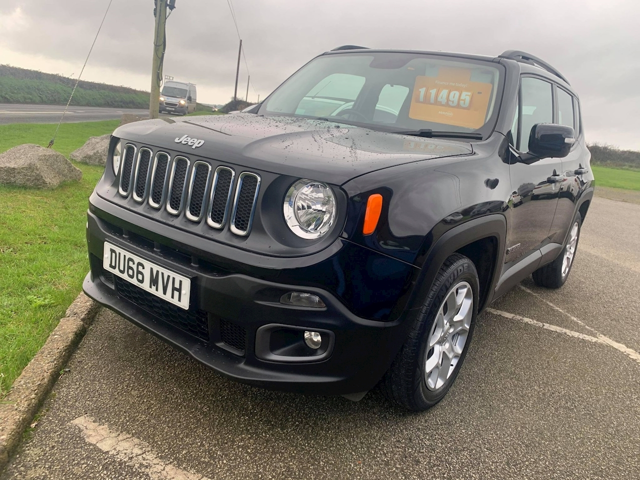 Jeep Renegade Renegade My16 1.6 Multijet Ii 120hp Longitude Estate 1.6 Manual Diesel