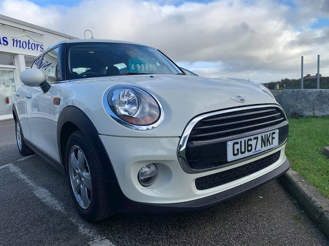 MINI Hatch 5-Door Hatch Cooper Hatchback 1.5 Manual Petrol