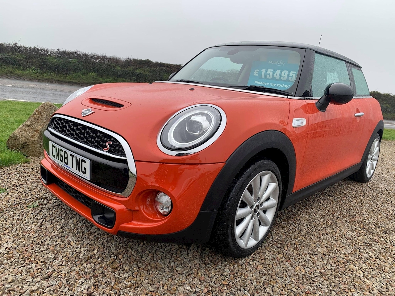Mini Mini Cooper S Hatchback 2.0 Manual Petrol
