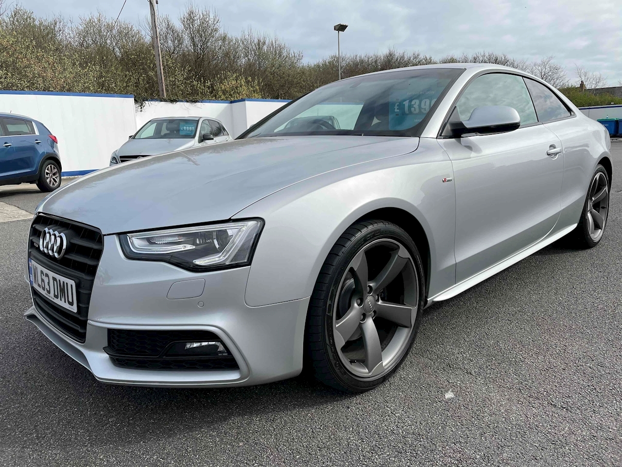 2.0 TD Black Edition Coupe 2dr Diesel Manual quattro (134 g/km, 175 bhp)