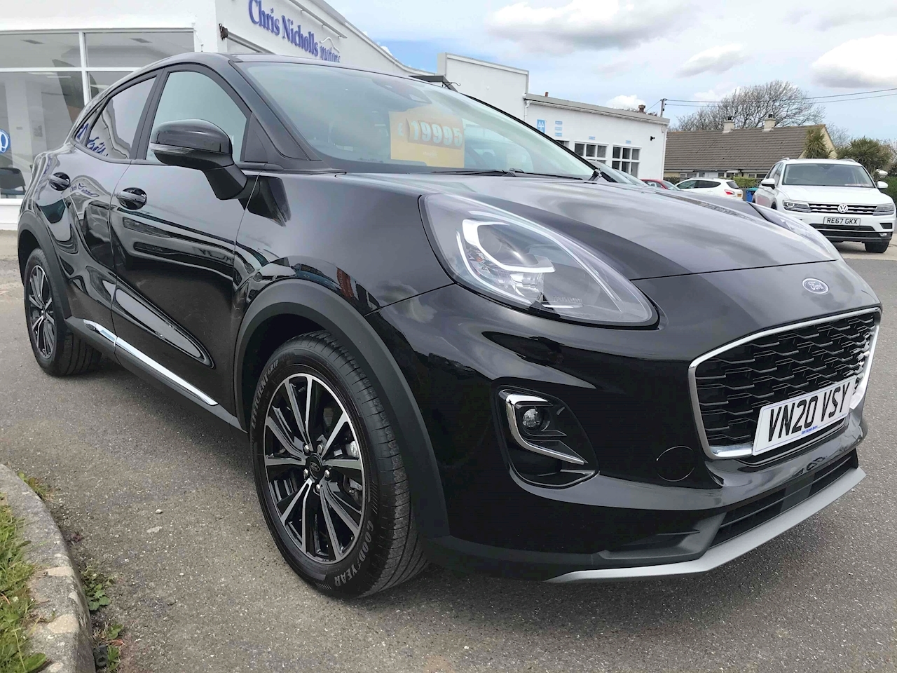 1.0T EcoBoost MHEV Titanium SUV 5dr Petrol Manual (s/s) (125 ps)