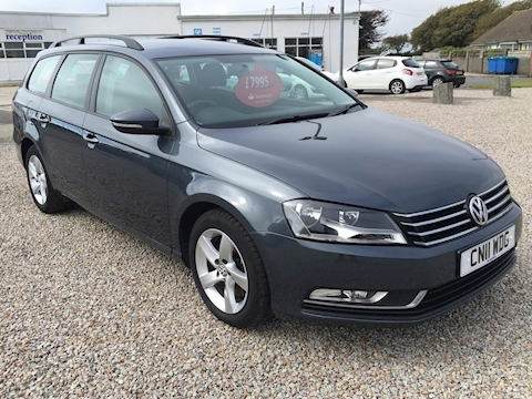 Volkswagen Passat S Tdi Bluemotion Technology