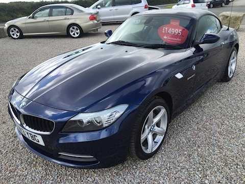 Bmw Z Series Z4 Sdrive20i Roadster