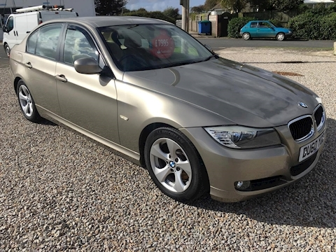 Bmw 3 Series 320d Efficientdynamics 4d
