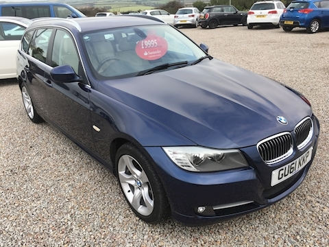 Bmw 3 Series 320D Exclusive Touring