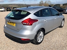 2015 Ford Focus 1.0 Petrol Zetec Hatchback - Thumb 1