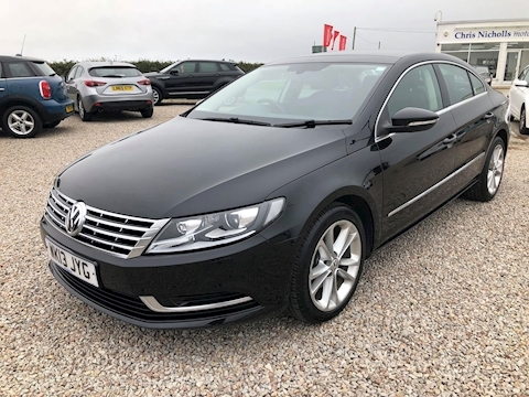 Volkswagen Cc Tdi Bluemotion Technology