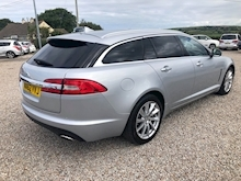 2012 Jaguar Xf 2.2 Diesel D Premium Luxury Sportbrake Estate - Thumb 3