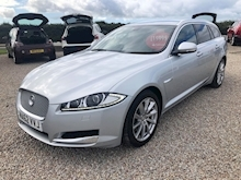 2012 Jaguar Xf 2.2 Diesel D Premium Luxury Sportbrake Estate - Thumb 1