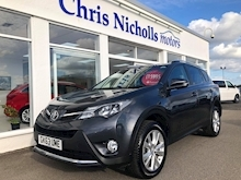 2013 Toyota Rav4 2.2 Diesel D-4D Invincible Estate - Thumb 0