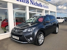 2013 Toyota Rav4 2.2 Diesel D-4D Invincible Estate - Thumb 7